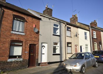 Thumbnail 2 bed terraced house to rent in South Street, Stoke-On-Trent