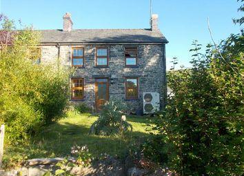 Thumbnail 4 bed semi-detached house for sale in Maesyfelin, Llanddewi Brefi, Tregaron, Ceredigion