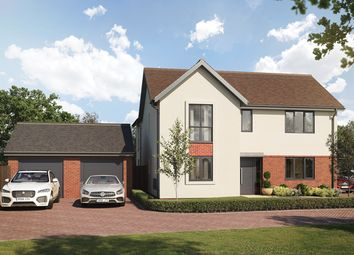 "Thumbnail 4 bed property for sale in ""Tertia"" at Blanchard Road, Tadpole Garden Village, Swindon"