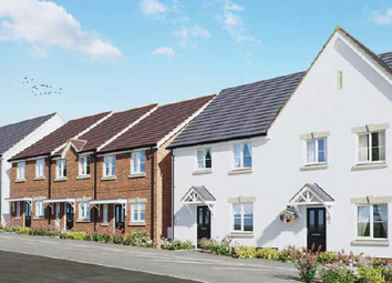 Thumbnail 3 bedroom semi-detached house for sale in Bevin Square, Copplestone