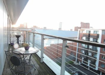 Thumbnail 1 bedroom flat for sale in Skyline, 165 Granville Street, Birmingham