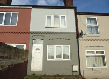 Thumbnail 2 bed terraced house for sale in Railway View, Goldthorpe, Rotherham, South Yorkshire