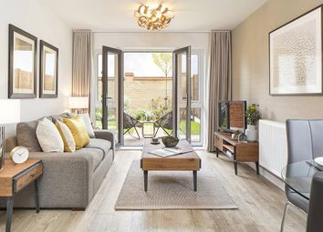 Thumbnail 1 bedroom flat for sale in Chambray House, Hackbridge Road, Wallington, London