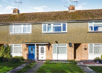 Thumbnail 3 bed terraced house for sale in Elm Road, Westergate, Chichester
