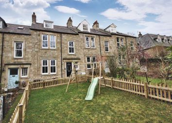 Thumbnail 3 bed terraced house for sale in Croft Terrace, Hexham