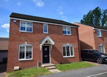 Thumbnail 4 bedroom detached house for sale in Stonebridge Way, Calverton, Nottingham