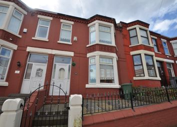 Thumbnail 3 bed terraced house for sale in St. Brides Road, Wallasey