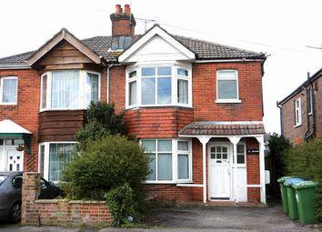 Thumbnail Semi-detached house for sale in Jameson Road, Southampton