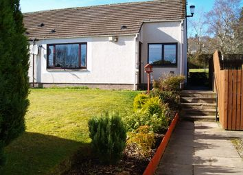 Thumbnail 1 bed terraced house for sale in Wrightfield Park, Maryburgh, Dingwall