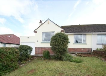 Thumbnail 4 bed semi-detached bungalow for sale in Barcombe Road, Preston, Paignton
