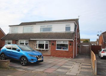 Thumbnail 4 bed semi-detached bungalow for sale in Melrose Avenue, Southport