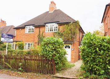 Thumbnail 2 bed semi-detached house to rent in Hole Lane, Birmingham