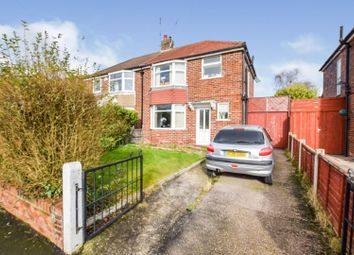 Thumbnail 3 bed semi-detached house for sale in Danebank Avenue, Crewe