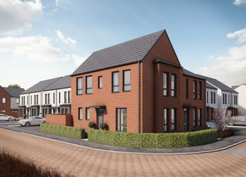 Thumbnail 3 bedroom semi-detached house for sale in The Wharf, Charlotte Green, Newport