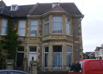 Thumbnail 1 bed flat to rent in Dickenson Road, Weston-Super-Mare, North Somerset