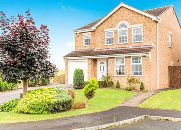 Thumbnail 4 bed detached house for sale in Blue Lodge Close, Inkersall, Chesterfield