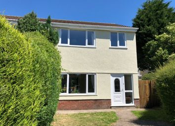 Thumbnail 3 bed semi-detached house to rent in The Mead, Dunvant, Swansea