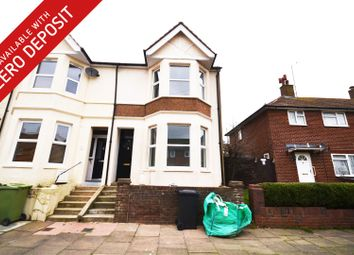 Thumbnail 3 bed semi-detached house to rent in Cumberland Road, Bexhill-On-Sea