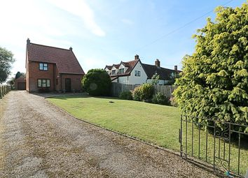 Thumbnail 3 bed detached house for sale in The Green, North Lopham, Diss