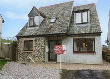Thumbnail 4 bed detached house for sale in Park Court, Chillaton, Lifton
