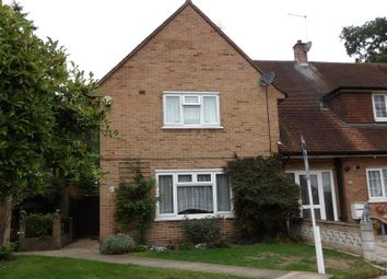 Thumbnail 2 bed end terrace house for sale in Elizabeth Avenue, Enfield