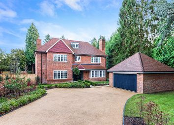 Thumbnail 5 bedroom detached house for sale in Egmont Park Road, Walton On The Hill
