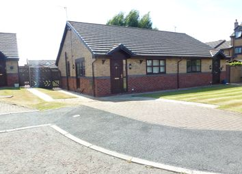 Thumbnail 2 bed semi-detached bungalow for sale in Kingswood Road, Leyland