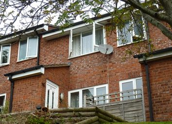 Thumbnail 1 bed terraced house to rent in Falkland Close, Exeter