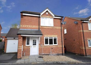 Thumbnail 3 bed detached house to rent in Stable Mews Station Road, Woodville, Swadlincote