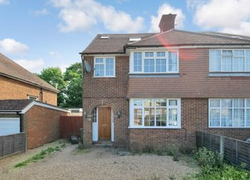 Thumbnail 5 bed semi-detached house to rent in Josephine Avenue, Lower Kingswood, Tadworth