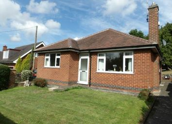 Thumbnail 3 bed bungalow for sale in Talbot Lane, Whitwick, Coalville