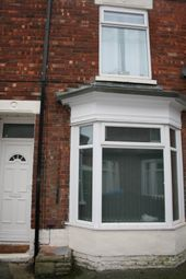 Thumbnail 2 bed terraced house to rent in Wellesley Avenue, Middleburg Street, Hull HU9, Hull,