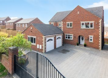 Thumbnail 6 bed detached house for sale in Buckthorne House, Fall Lane, East Ardsley, Wakefield, West Yorkshire