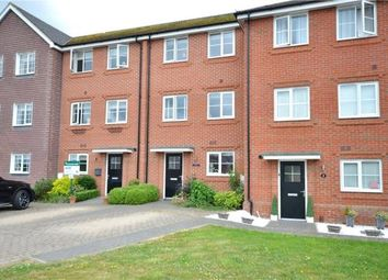 Thumbnail 3 bed terraced house for sale in Everest Walk, Church Crookham, Fleet