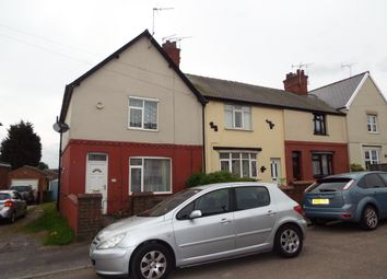 Thumbnail 2 bed end terrace house to rent in Hamilton Street, Worksop