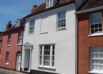 Thumbnail 4 bedroom terraced house for sale in Athenrye Court, Cumberland Street, Woodbridge