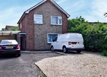 Thumbnail 3 bed detached house for sale in Wymans Lane, Cheltenham, Gloucestershire