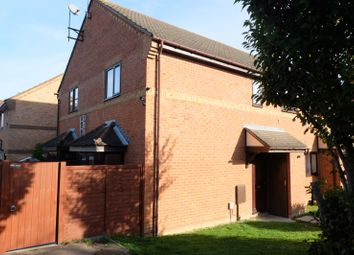Thumbnail 2 bed terraced house to rent in Columbine Close, Bedford