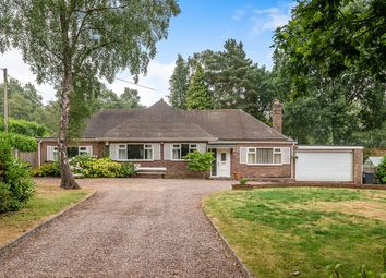 Thumbnail 4 bed bungalow for sale in Pinewood Drive, Ashley Heath, Market Drayton