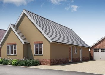 Thumbnail 3 bed detached bungalow for sale in Springfield Meadows, Little Clacton, Clacton-On-Sea