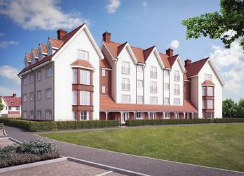 Thumbnail 2 bed flat for sale in The Green, Tadpole Garden Village, Swindon
