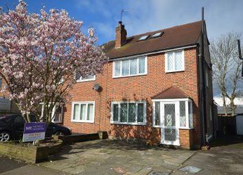 4 bed semi-detached house for sale in Danetree Road, West Ewell, Surrey. KT19