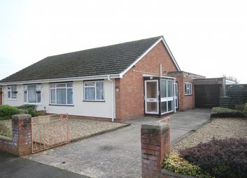 Thumbnail 2 bed semi-detached bungalow for sale in Parkfield Close, North Petherton, Bridgwater