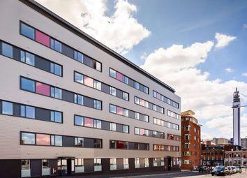 Thumbnail 1 bed flat to rent in Honduras Wharf, Summer Lane, Birmingham