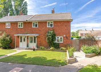 Thumbnail 3 bed semi-detached house for sale in Anson Road, Goring-By-Sea, Worthing