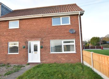Thumbnail 3 bed end terrace house to rent in Pademoor Terrace, Eastoft, Scunthorpe