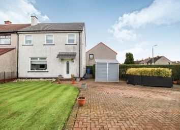 Thumbnail 3 bedroom end terrace house for sale in Lethbridge Place, Glasgow