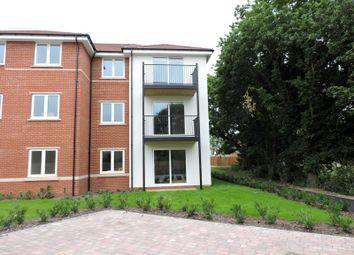 Thumbnail 2 bed flat to rent in Sable Close, Locksheath, Fareham