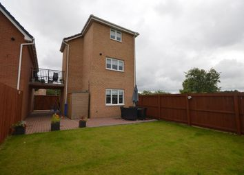 Thumbnail 3 bed town house for sale in Waterway Terrace, East Kilbride, Glasgow