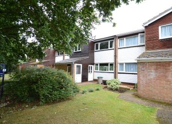 Thumbnail 2 bedroom maisonette for sale in Rickman Close, Woodley, Reading